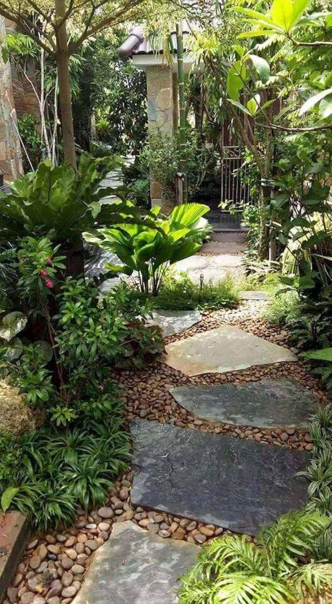 Stunning Backyard Flower Garden Ideas You Should Copy Now 34
