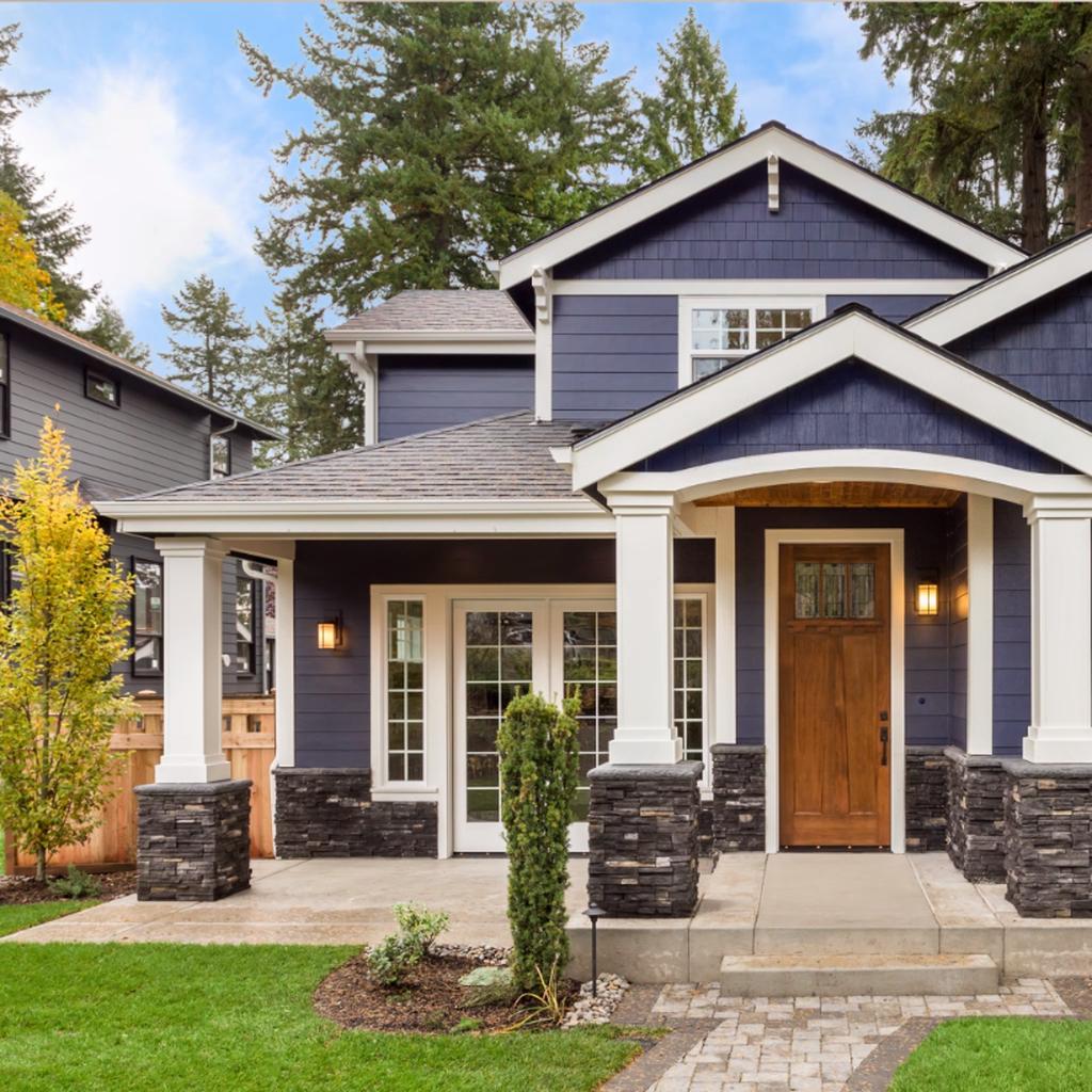 Stunning Summer House Colors Exterior Ideas 03