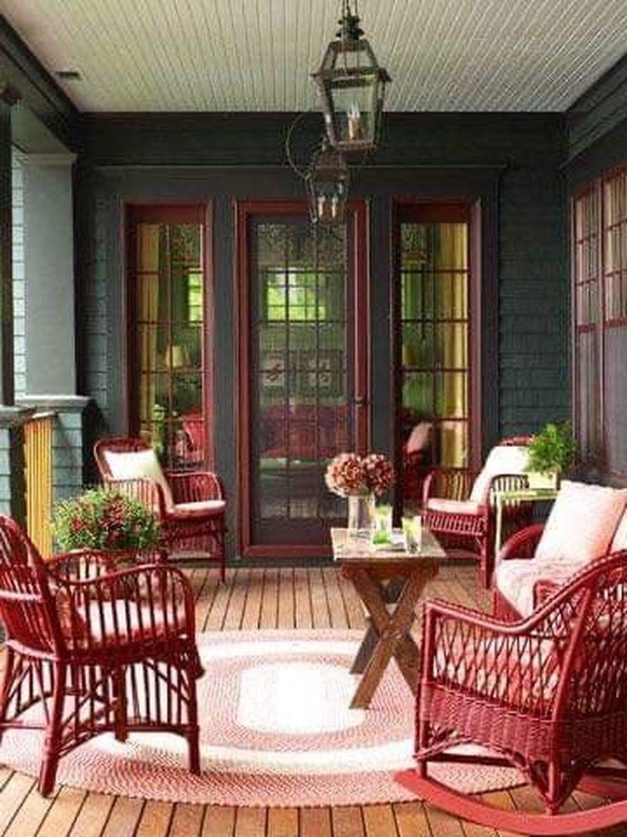 Stunning Summer House Colors Exterior Ideas 18