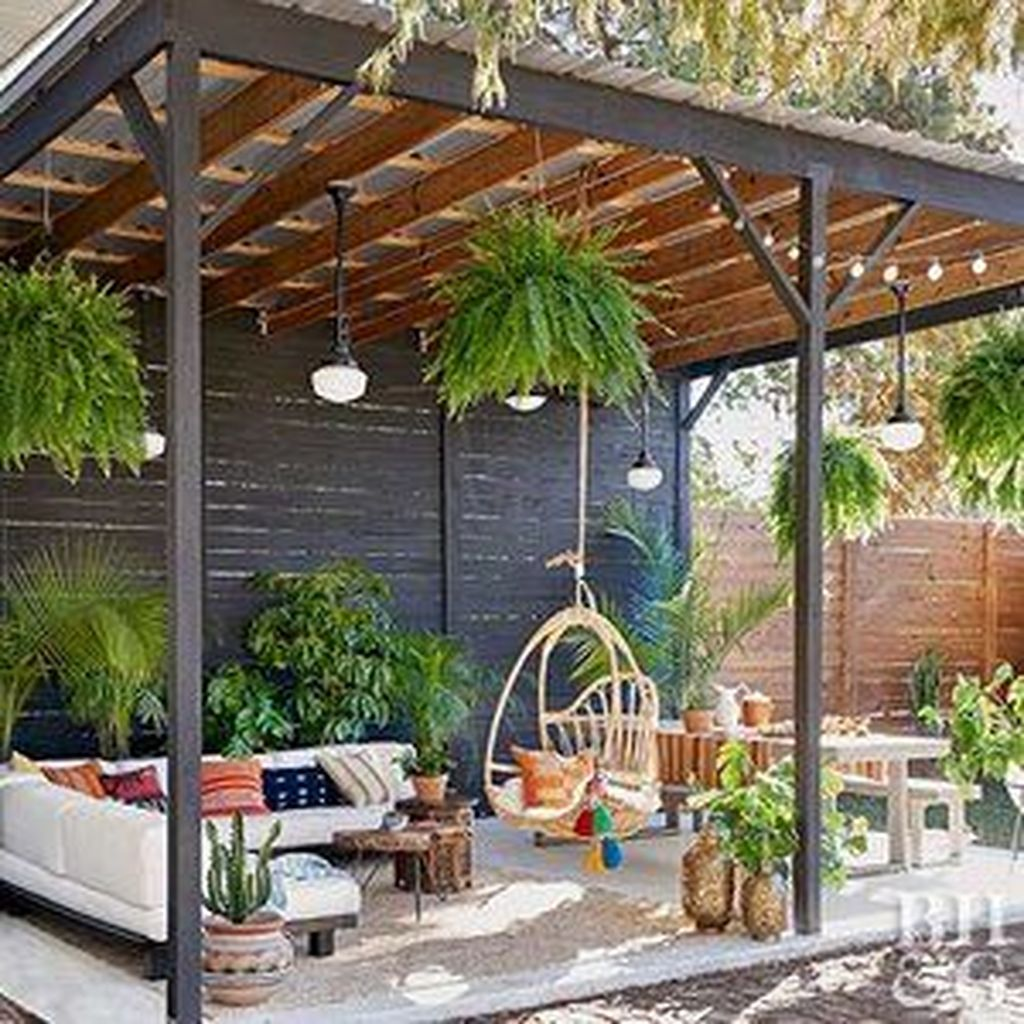 Wonderful Backyard Patio Designs Ideas Perfect For Summertime 09