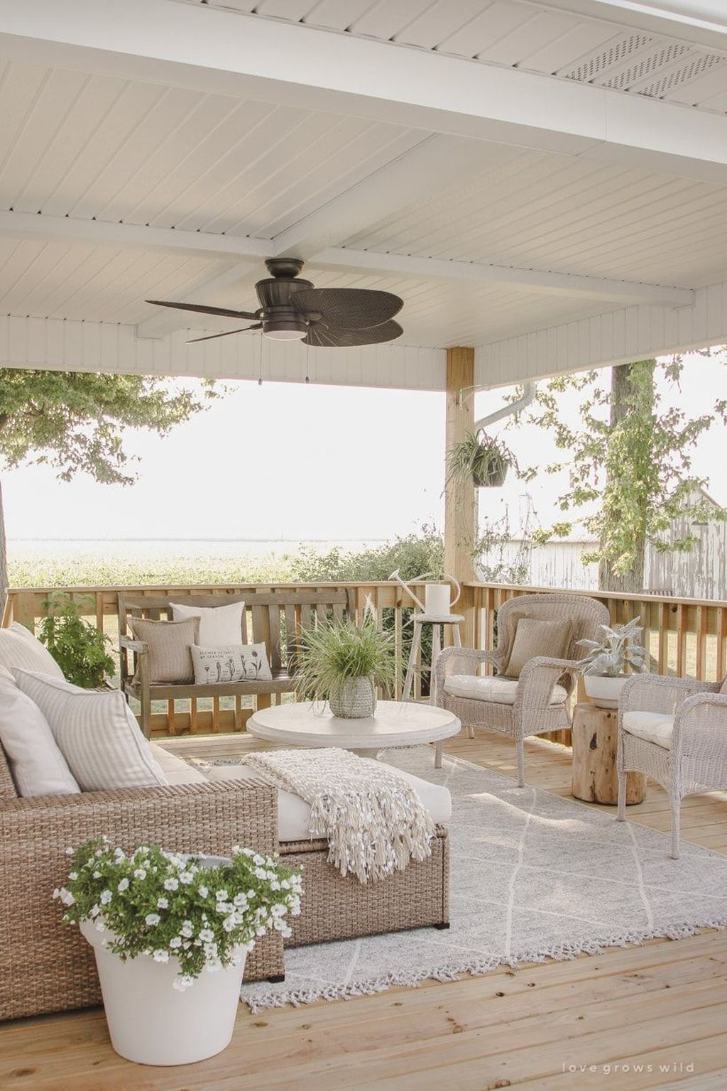 Wonderful Backyard Patio Designs Ideas Perfect For Summertime 11