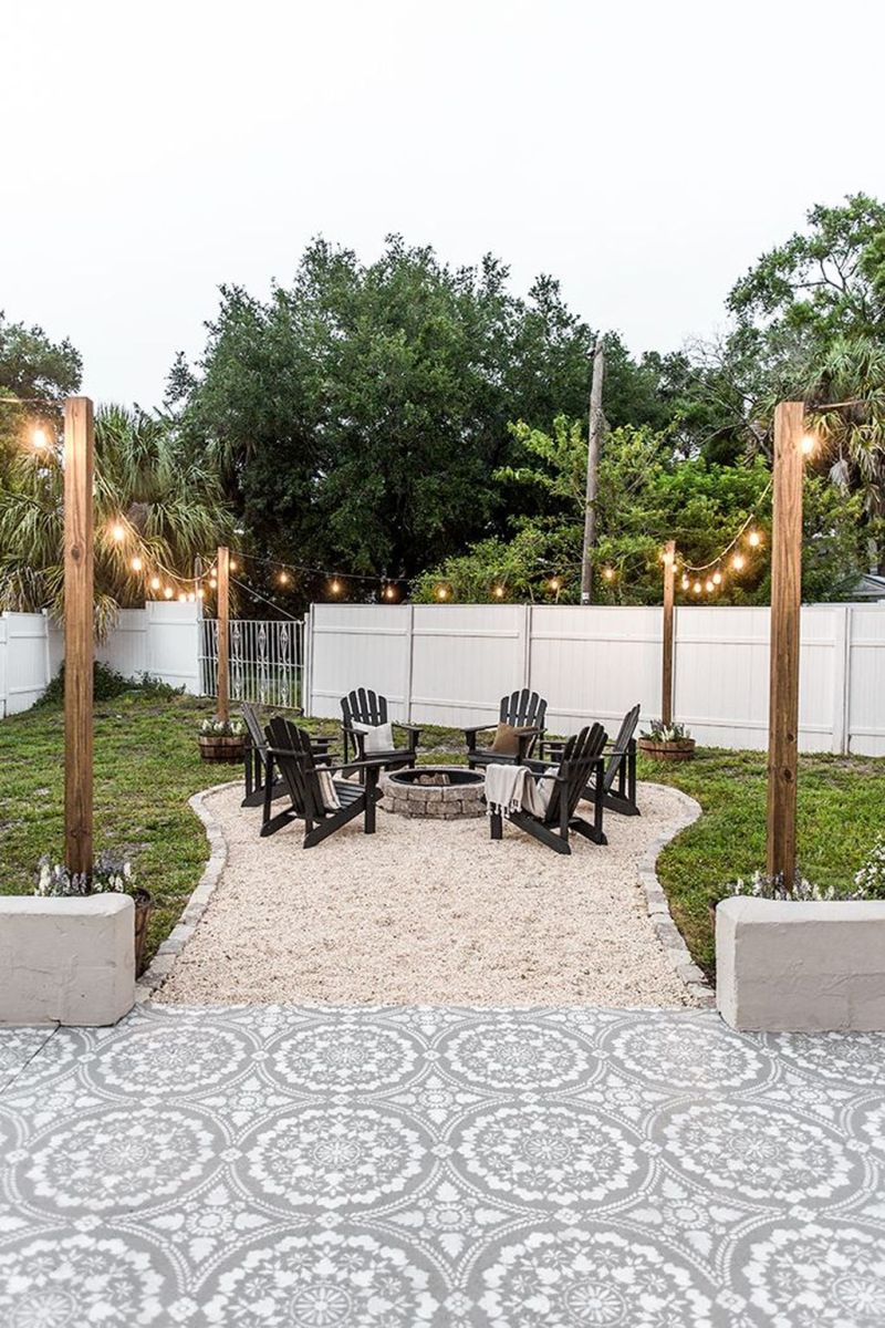 Wonderful Backyard Patio Designs Ideas Perfect For Summertime 29
