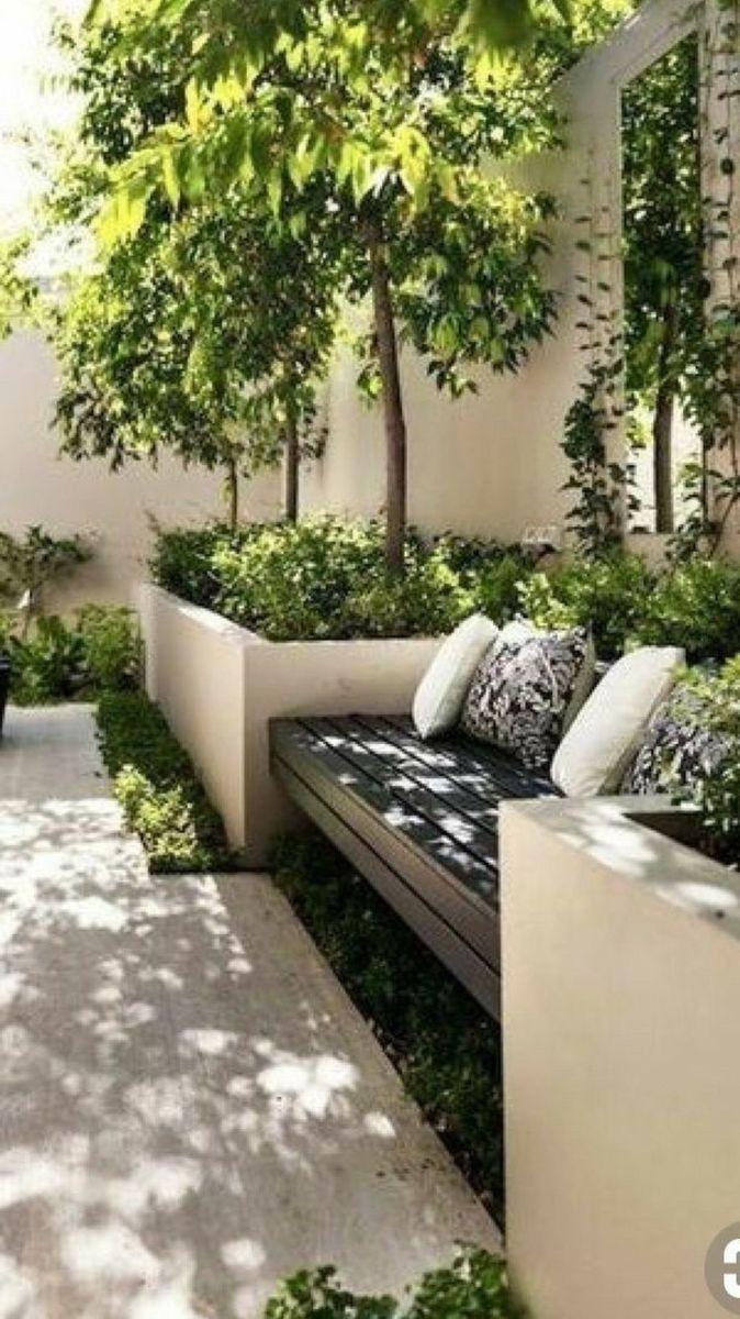 Wonderful Modern Garden Design Ideas 08 1