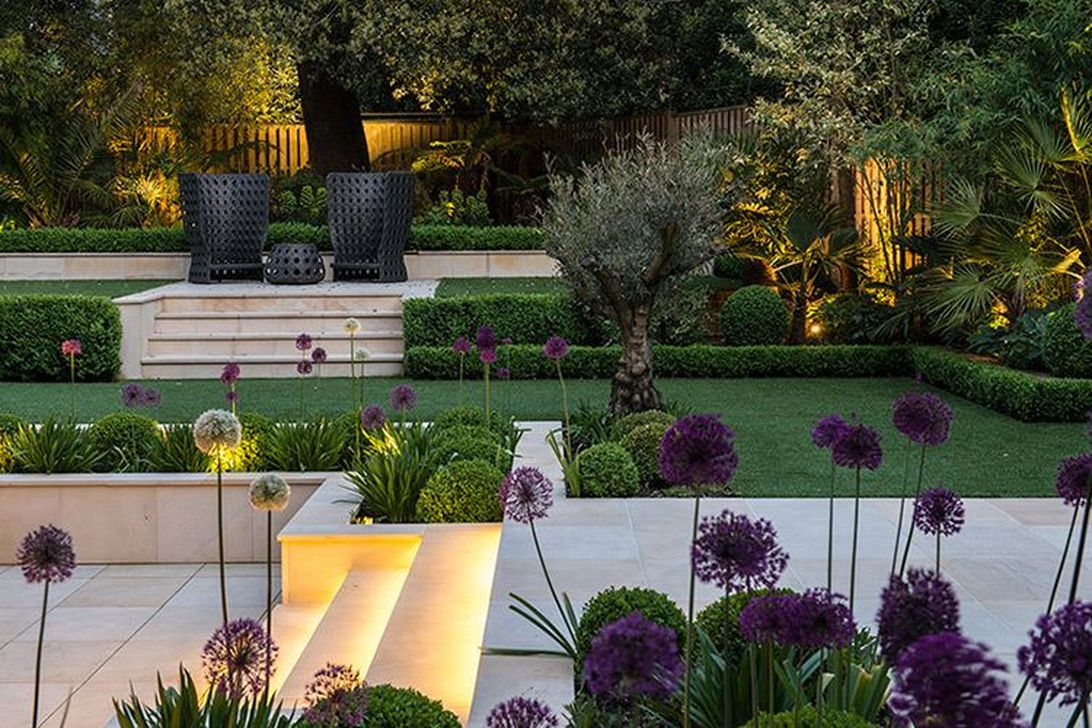 Wonderful Modern Garden Design Ideas 28 1