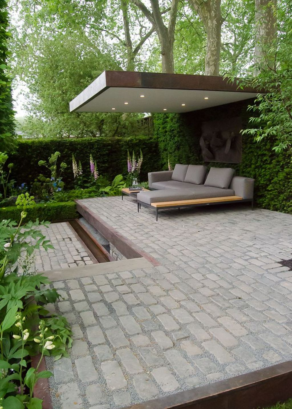 Wonderful Modern Garden Design Ideas 34 1