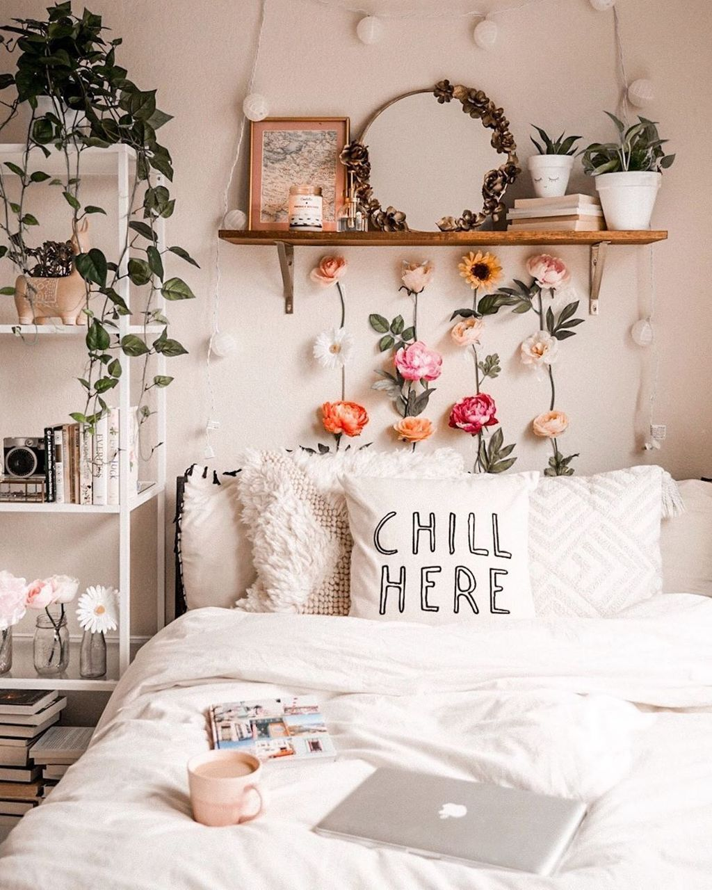Wonderful Summer Apartment Decor Ideas 23