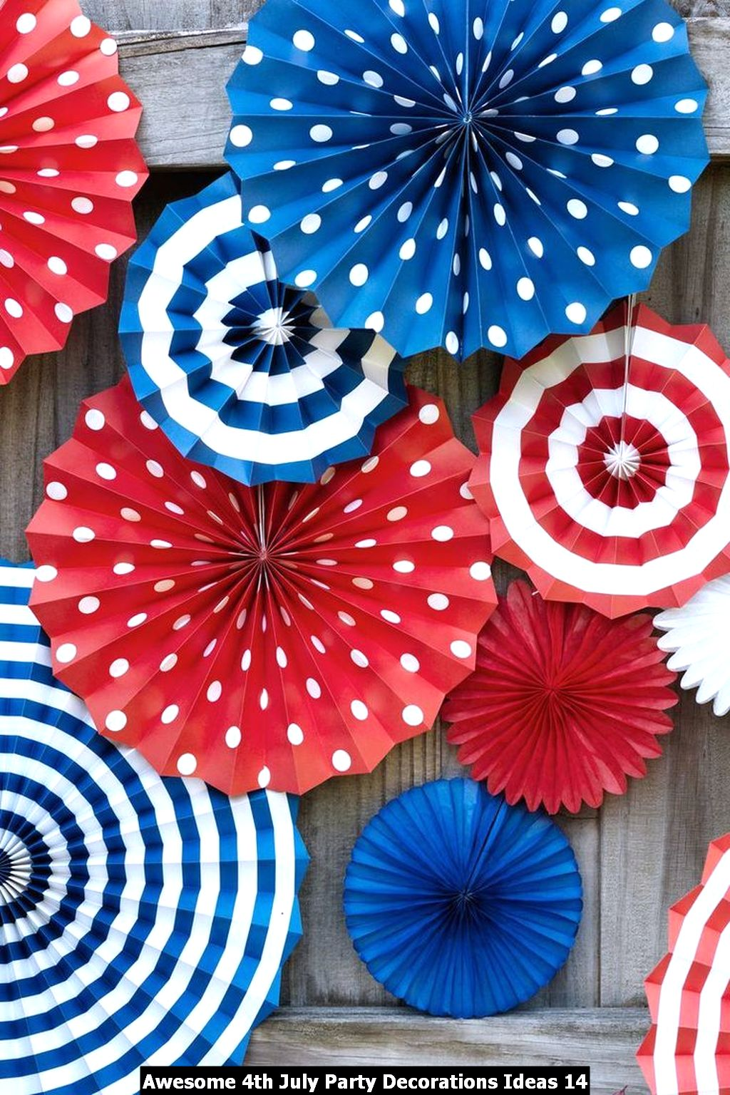 Awesome 4th July Party Decorations Ideas 14