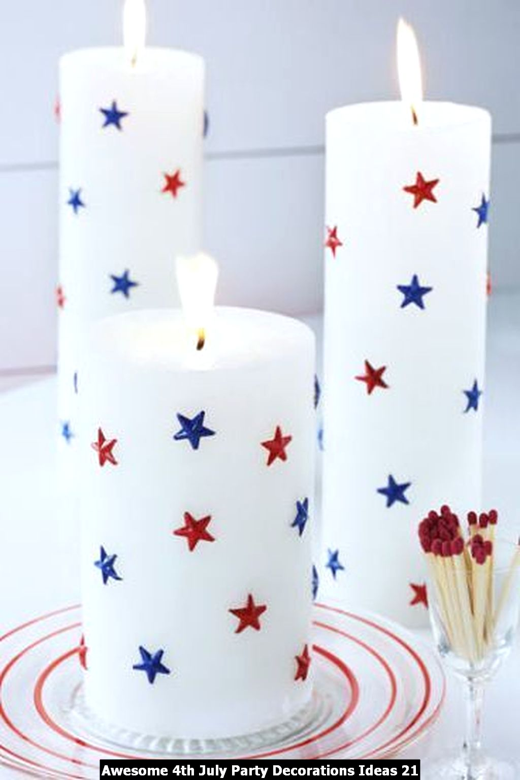 Awesome 4th July Party Decorations Ideas 21