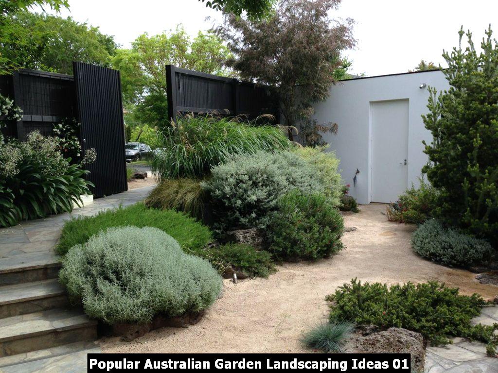 Popular Australian Garden Landscaping Ideas 01