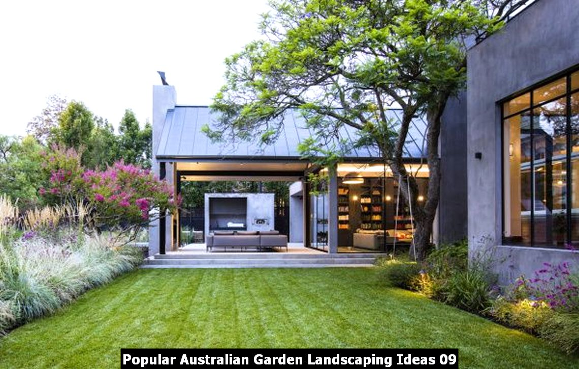 Popular Australian Garden Landscaping Ideas 09