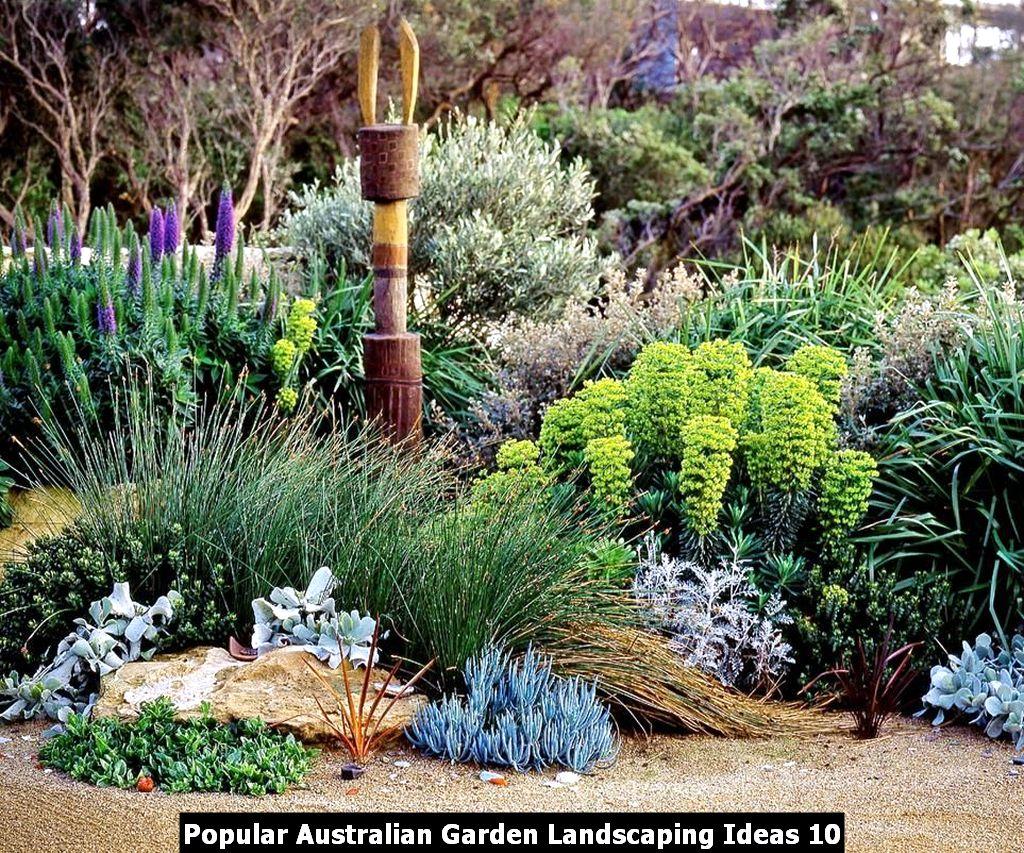Popular Australian Garden Landscaping Ideas 10