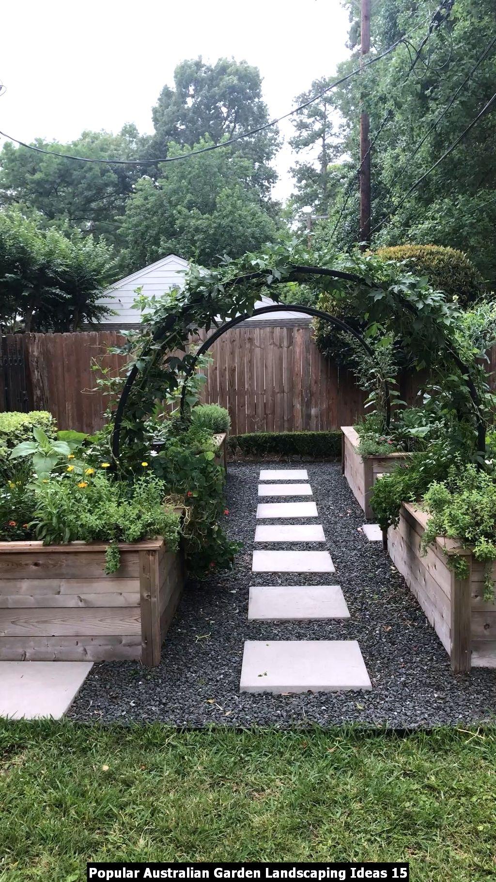 Popular Australian Garden Landscaping Ideas 15