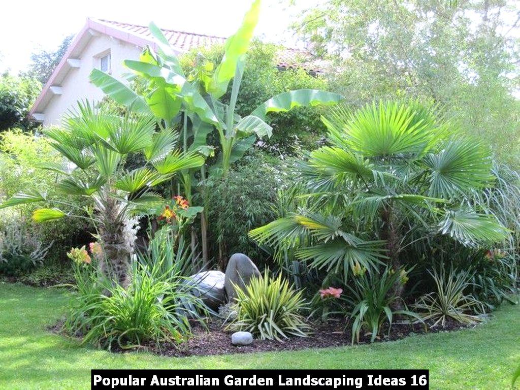 Popular Australian Garden Landscaping Ideas 16