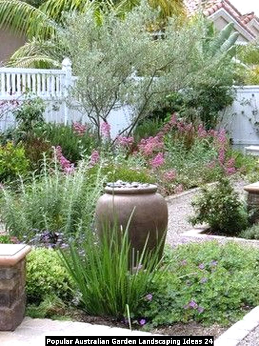 Popular Australian Garden Landscaping Ideas 24