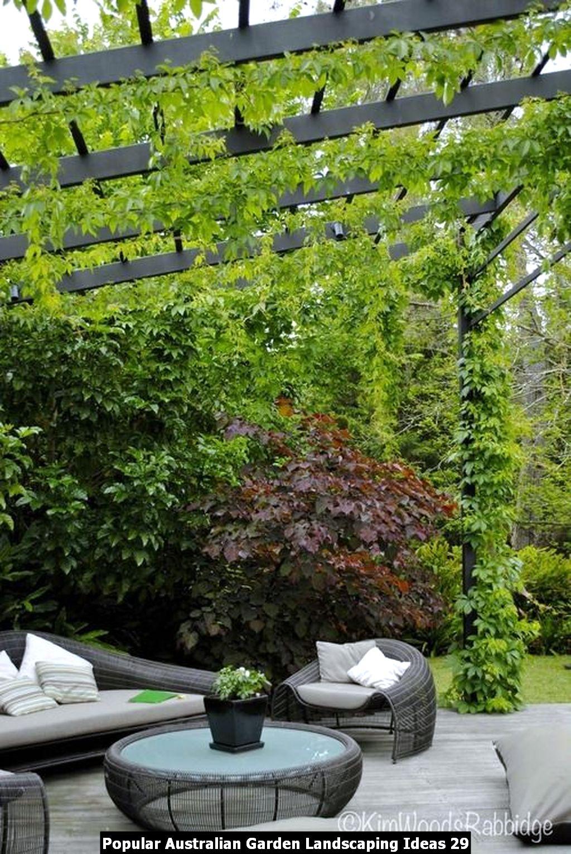 Popular Australian Garden Landscaping Ideas 29