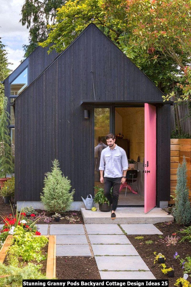 Stunning Granny Pods Backyard Cottage Design Ideas 25