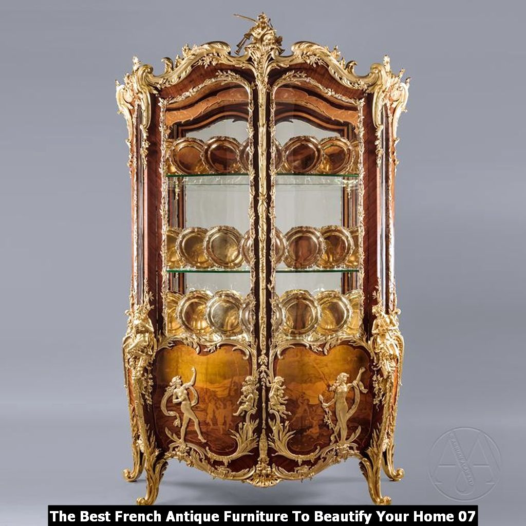 The Best French Antique Furniture To Beautify Your Home 07