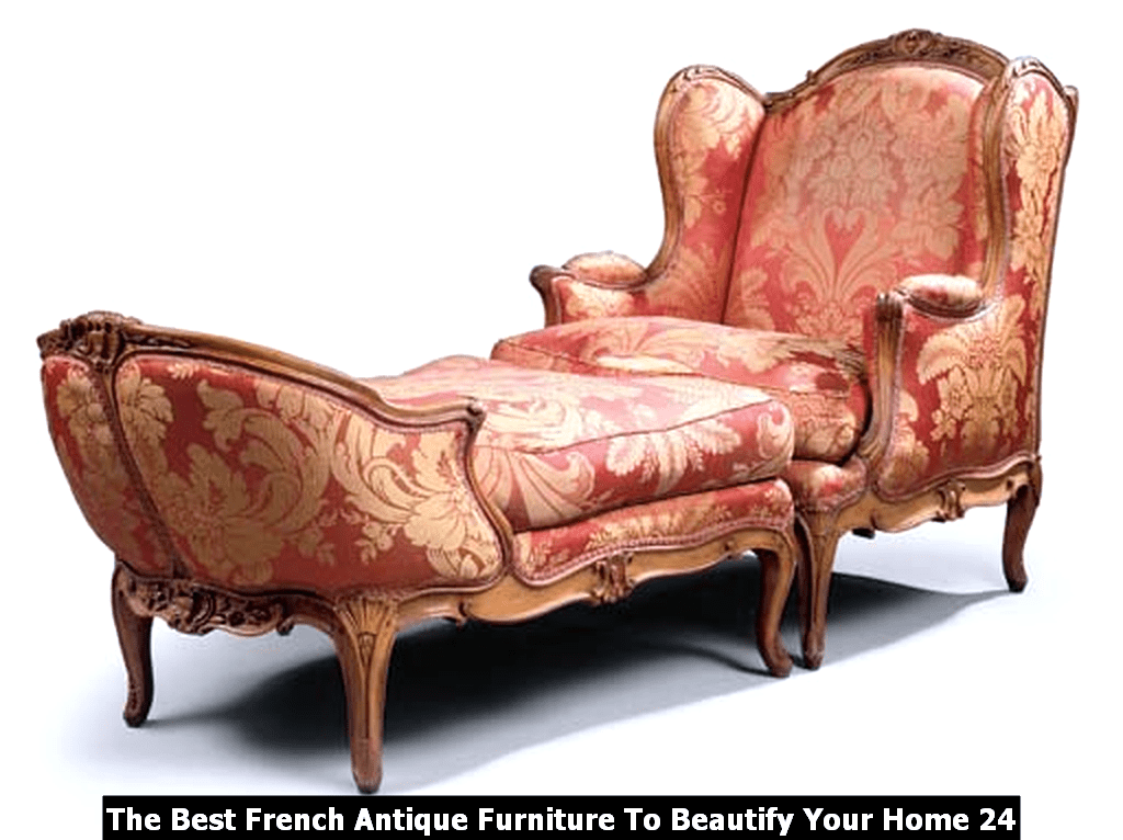 The Best French Antique Furniture To Beautify Your Home 24