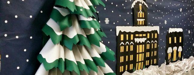 Office Christmas Decoration Ideas