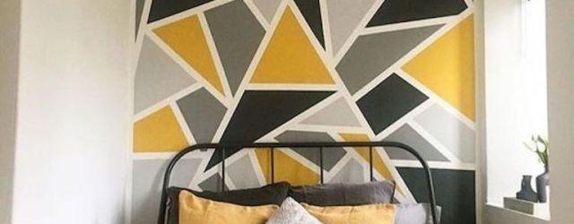 DIY Bedroom Wall Decor