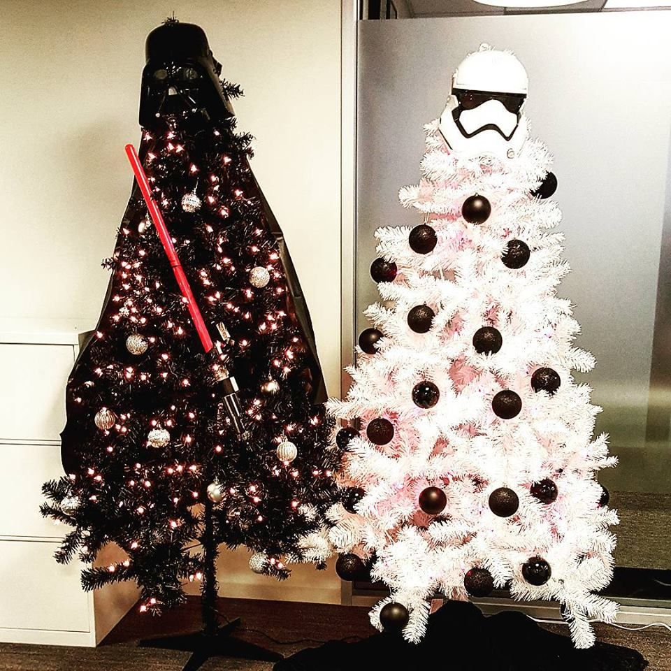 Star Wars Christmas Decorations