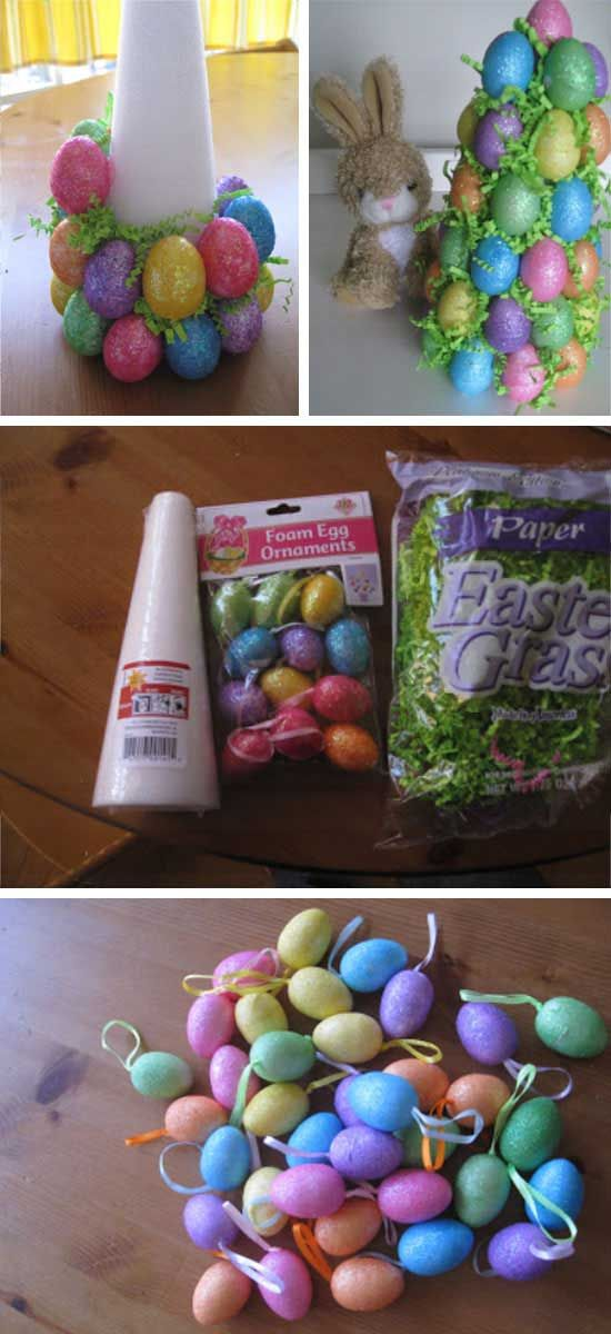 Dollar Tree Easter Decorations