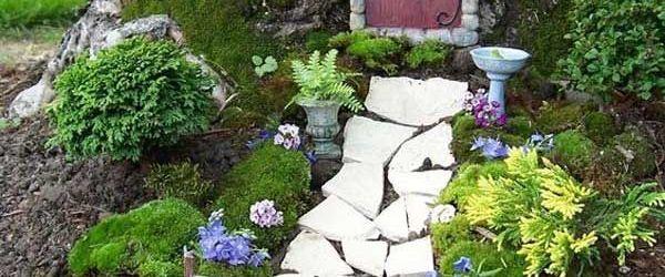 Fairy Garden Ideas For Outdoors