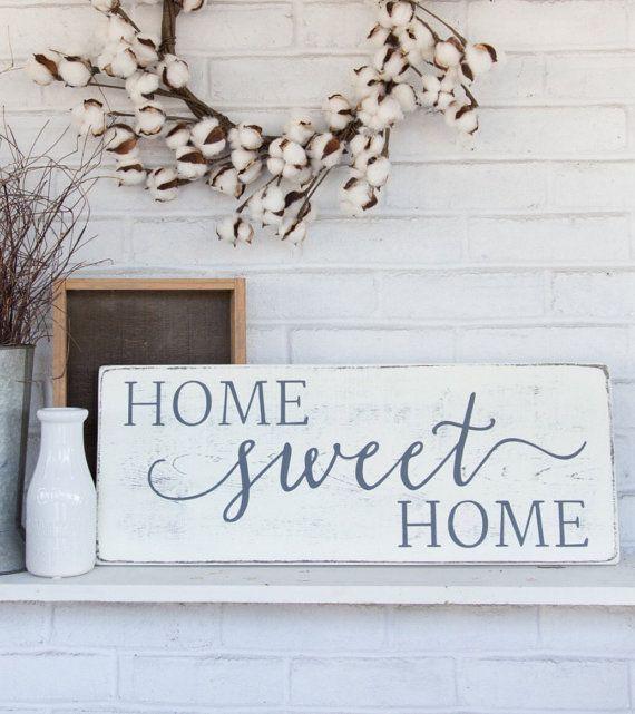 Home Sweet Home Decor