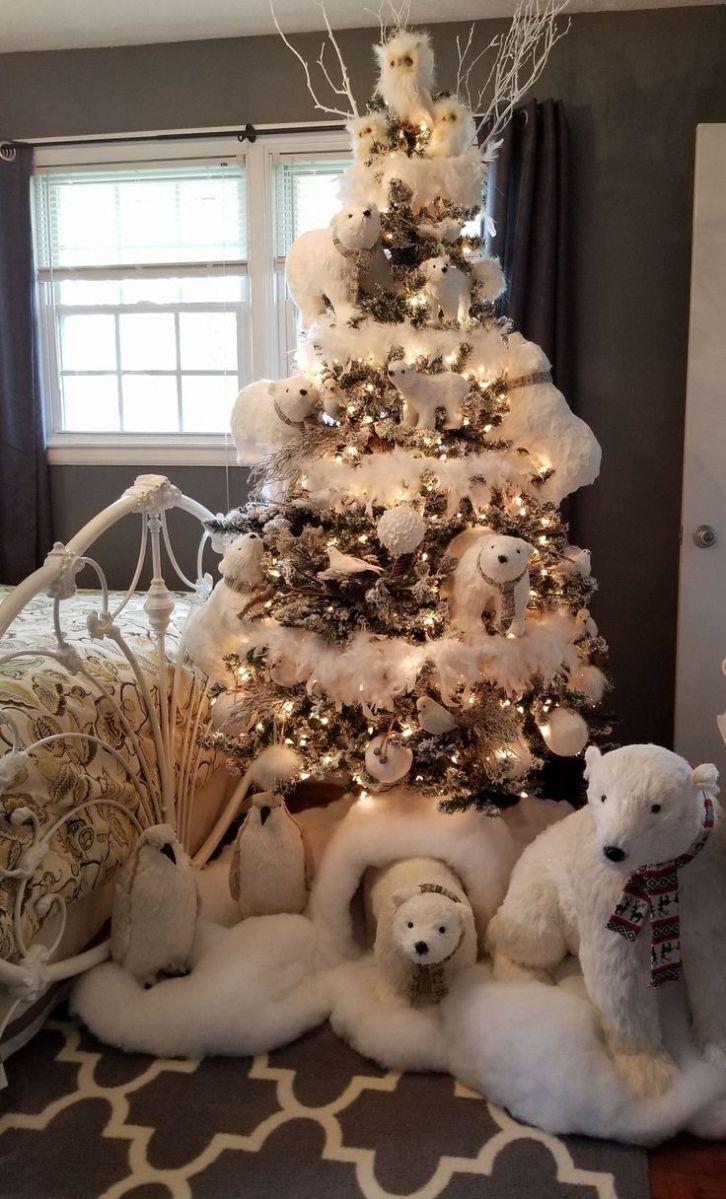 Polar Bear Christmas Decorations