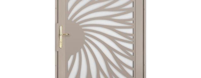 Unique Home Designs Security Door
