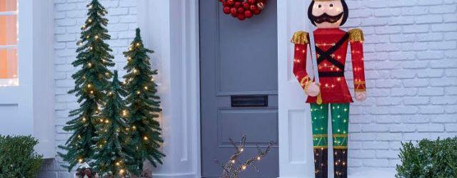 Big Lots Outdoor Christmas Decorations