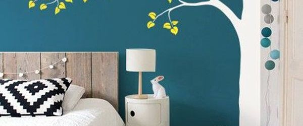 Wall Painting Ideas For Bedroom