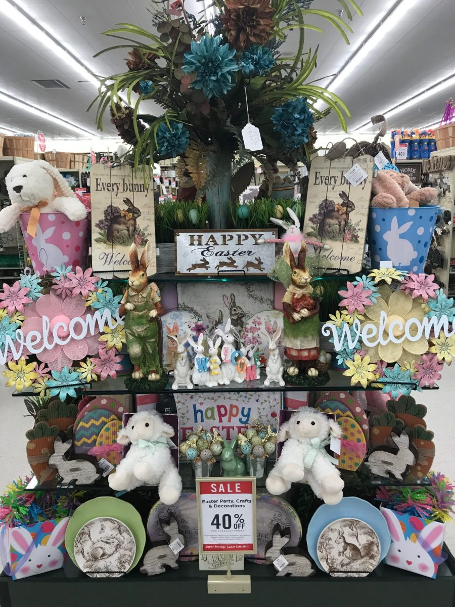 Hobby Lobby Easter Decorations 2020
