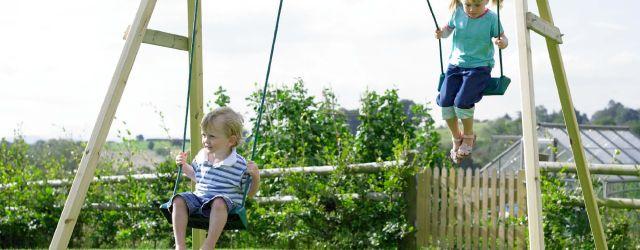 Outdoor Swings For Kids