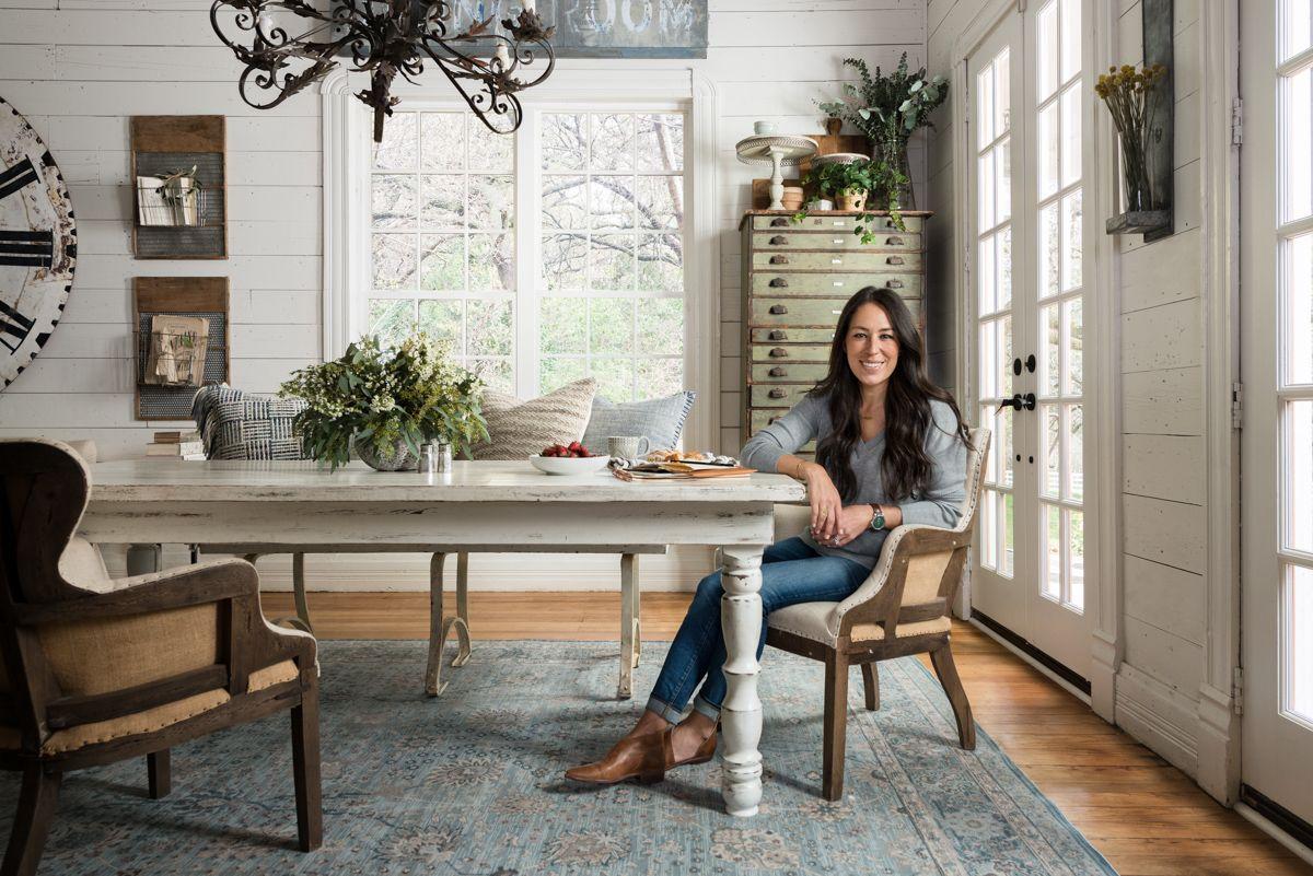 Joanna Gaines Home Decor