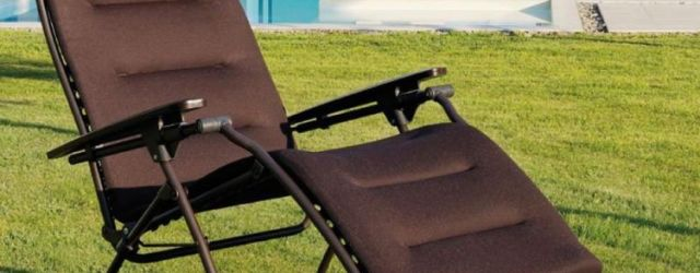 Zero Gravity Outdoor Chair