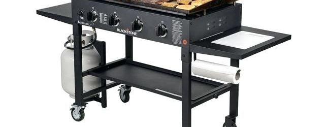 Outdoor Flat Top Grill