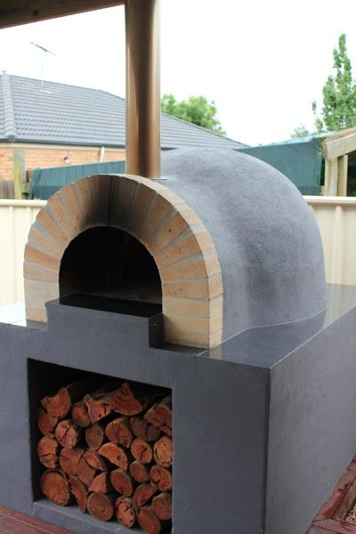 Outdoor Pizza Oven Kits
