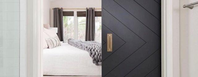 Bedroom Barn Door