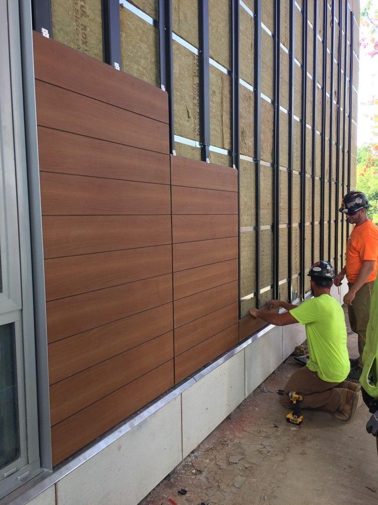 Exterior Wall Panels