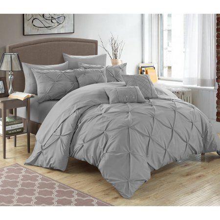 Chic Home Design Comforter Set