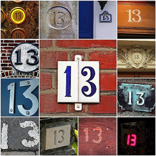 friday the 13th quotes on street numbers