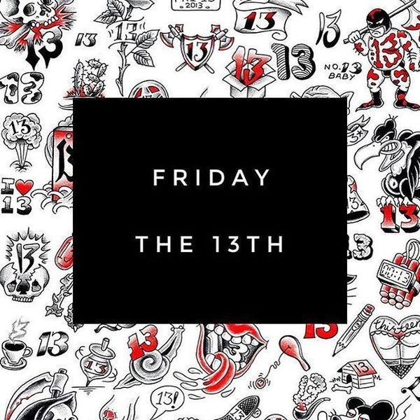 incredible friday the 13th poster