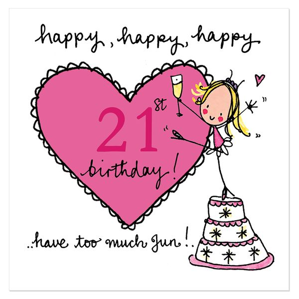 Inspirational Birthday Quotes and Wishes with Pictures – Messages for 21st Birthday Cards