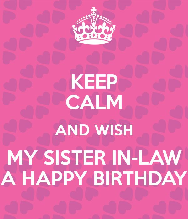 Happy Birthday Sister in Law Quotes and Wishes with Images Happy Birth Day Images For Sister