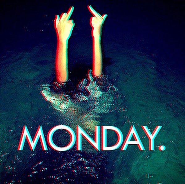 monday drown