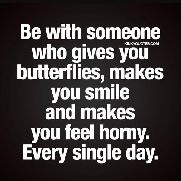horny quotes