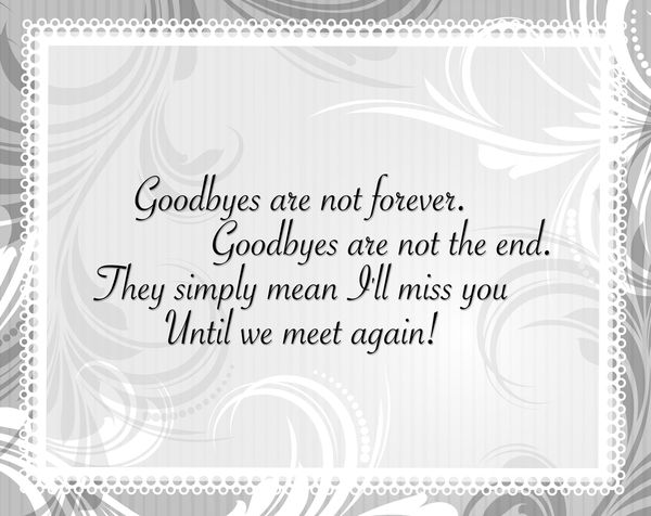 farewell wishes 1