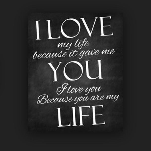 Zingy You are the Love of My Life Quotes