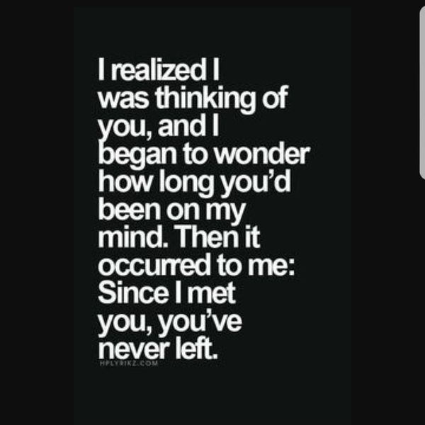 Moving Thinking of You Quotes
